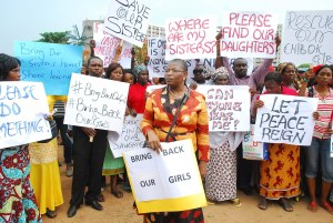 NIGERIA-UNREST-PROTEST