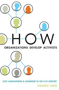 HowOrganizationsDevelopActivists