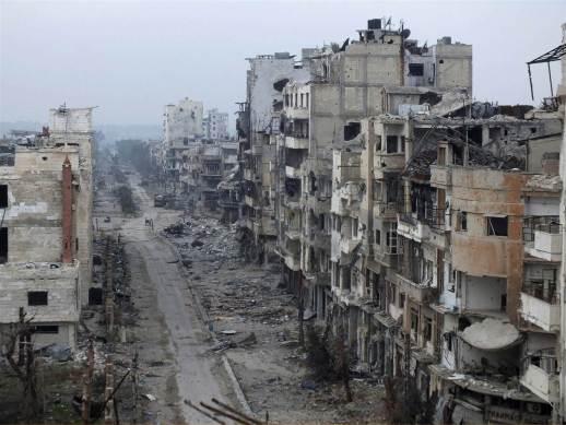 Figure 3 - Homs Syria