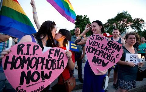 Lesbian transgender